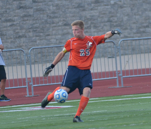 Boys Soccer: Naperville North vs. Bartlett 9/5/2015