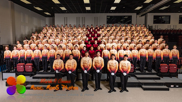 2018 Normal Marching Band