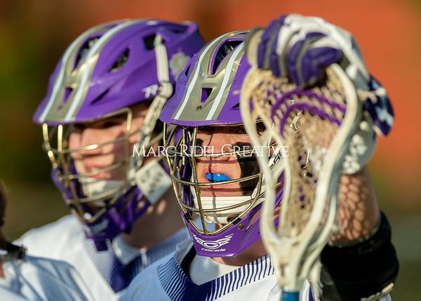 Broughton boys varsity lacrosse vs Enloe. March 10, 2020. D4S_8016