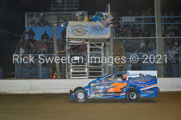Wing Night at Georgetown Speedway