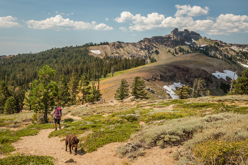 Castle Peak Truckee Hike