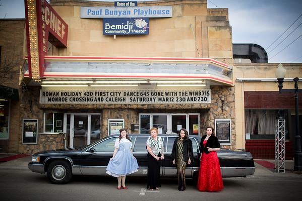 Paul Bunyan Playhouse Fundraiser
