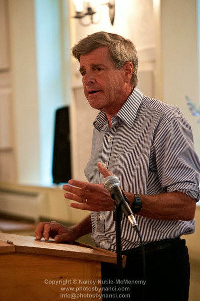 A Summer Evening with Paul Bremer