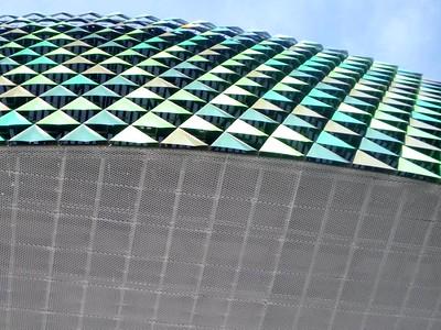 Imar- Expanded Aluminium Bilbao Arena