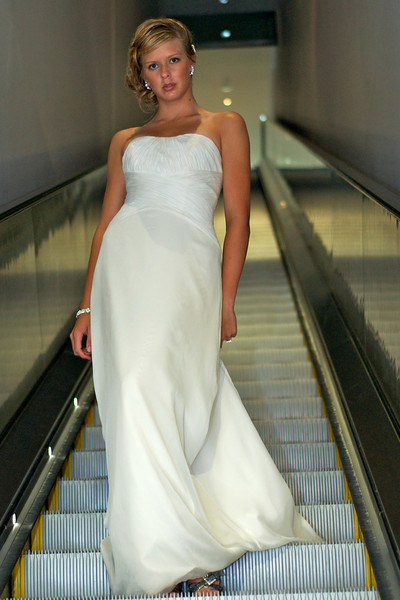 Wedding Gown Shoot @ the Guthrie Theater