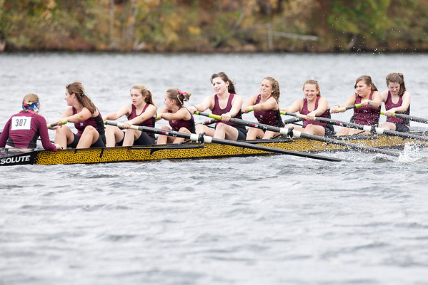 New Hampshire Championships ~ Women's JR NOVICE 8+