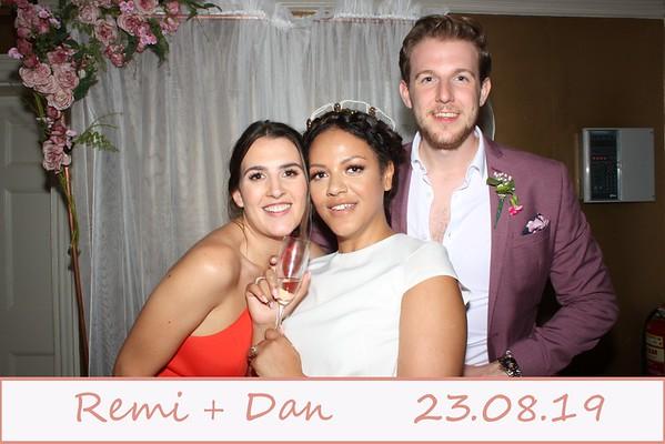 Remi + Dan