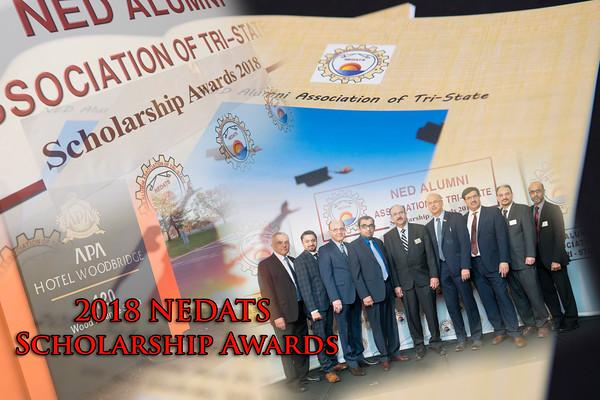 2018 NEDATS Scholarship Awards