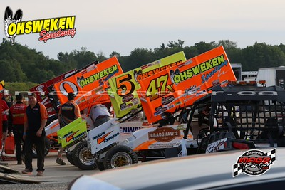 Ohsweken Speedway- Aug 28th