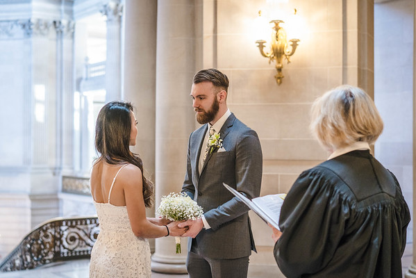 Wedding – San Francisco City Hall
