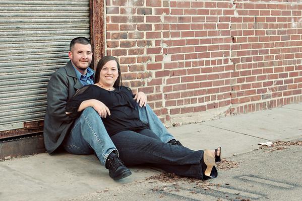 Jillian & John Michael, Engagement
