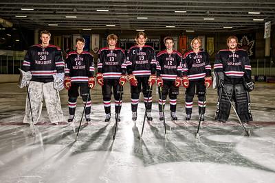 OMGHA Boys Hockey Team Photo 2021