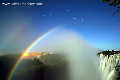 Lunar Rainbows (Moonbows)