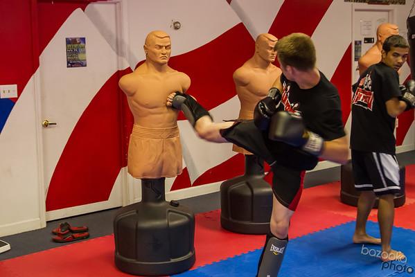 2012-08-01 Chad's Muay Thai Promotion