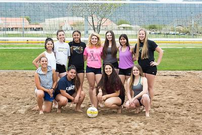 2017 Girls Sand Volleyball