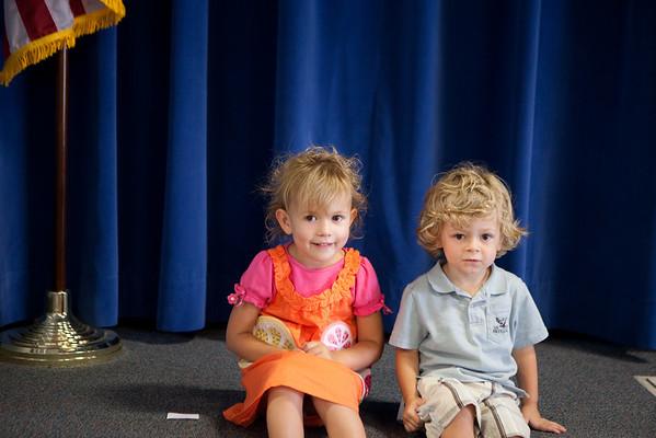 Cohen's kindergarten graduation