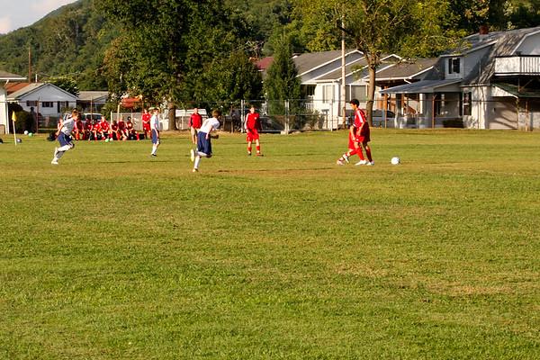 2013 Panthers vs John Adams 9/16/13