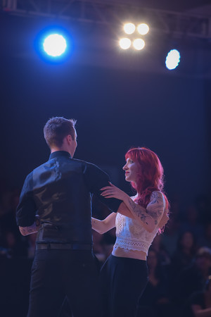 Strictly Champions Finals