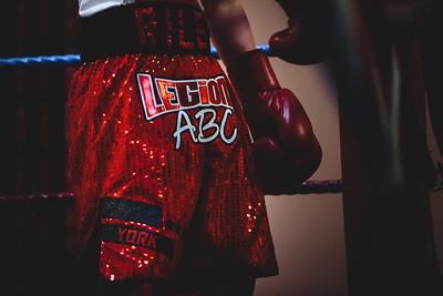 23/11/2018: Legions Amateur Boxing Show