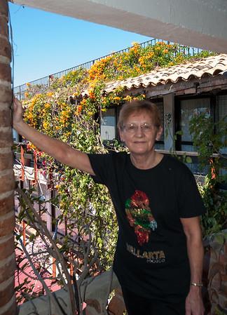 Eileen visits Puerto Vallarta–2017