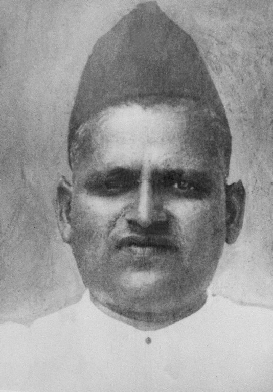 . This is Hindu extremist and newspaper editor Nathuram Godse, who assassinated Mohandas K. Gandhi, Indian patriot and spiritual leader, seen in an undated photo.  (AP Photo)