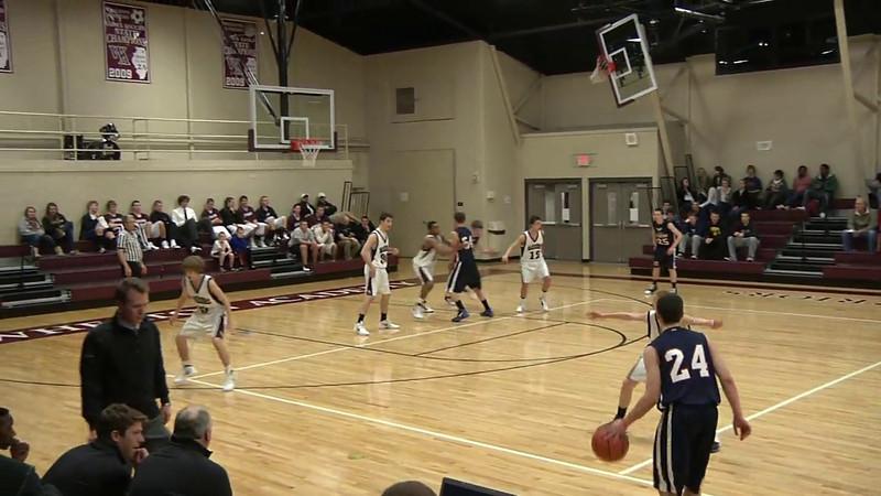 2011 Wheaton Academy vs St Viator