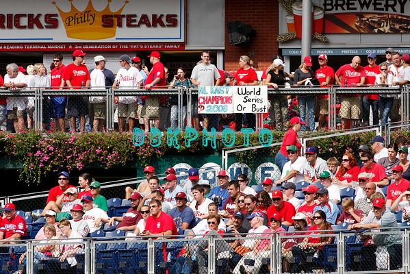 DBKphoto / Phillies vs Washington 09/28/2008