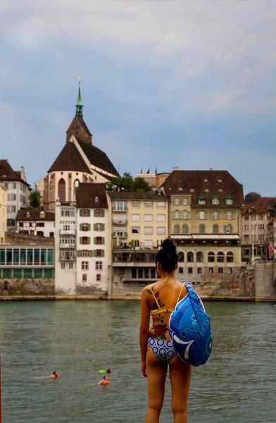 Basel, Switzerland, AmaMora