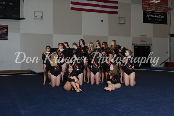 KHS Gymnastics 2018-19