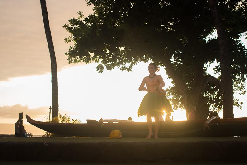 Maui, Day 2: At the Old Lahaina Luau!