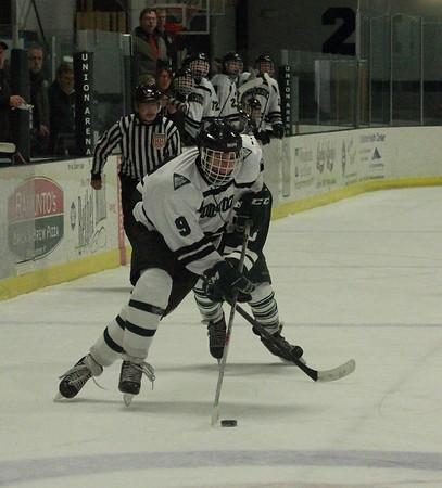 Boys Hockey vs St. J, 2014