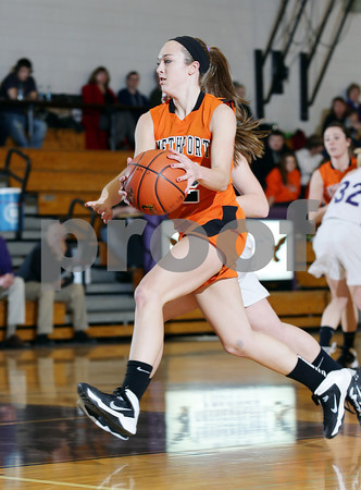 2014 Smethport Girls Basketball @ Coudersport