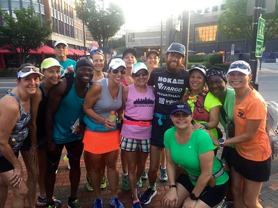 Long Run with Mike Wardian July 23