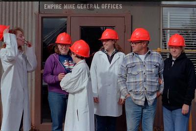 Empire Mine Tour 1993