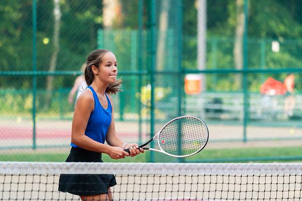 JV Girls Tennis at CSG