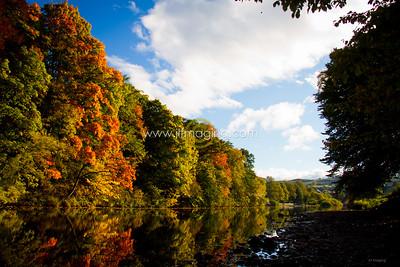 Autumn On the Teviot, 2015