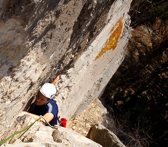 04 02 Blazceva skala - Zajeda Rock Climbing