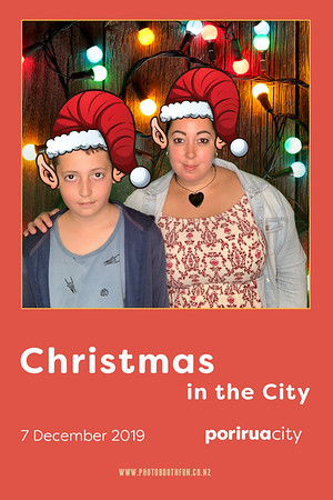 Christmas in the City: GIFBooth
