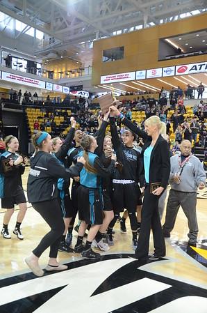 Varsity Girls Basketball Mar 14 vs Oakdale