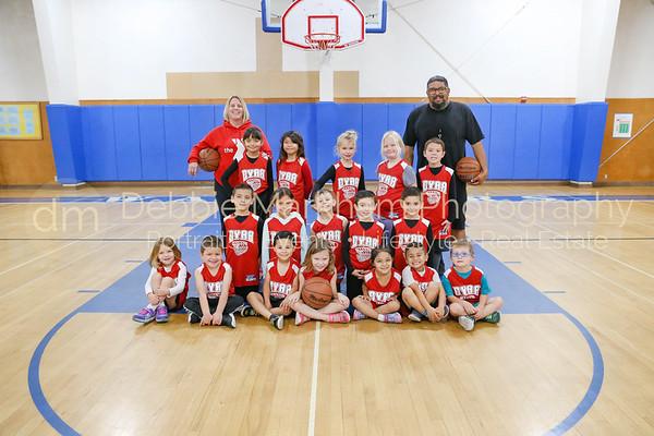 2019 Winter Basketball