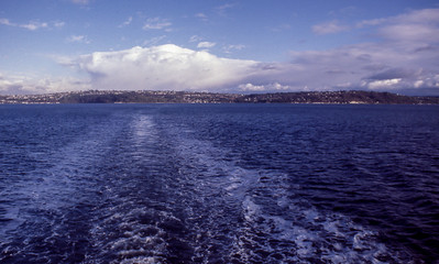 A Few Ferry Rides to Vashon Island 1977-78