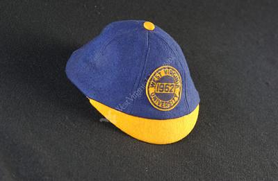 21921 Beanie Hat University Freshmen