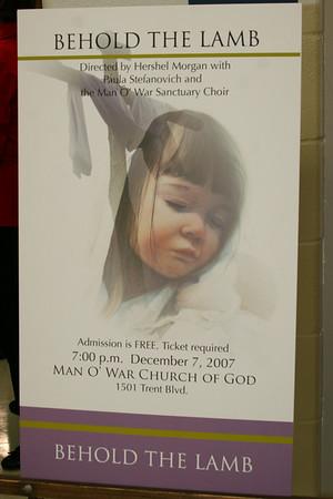 "Man-O-War Church of God ""Behold the Lamb"" Gallery 1"