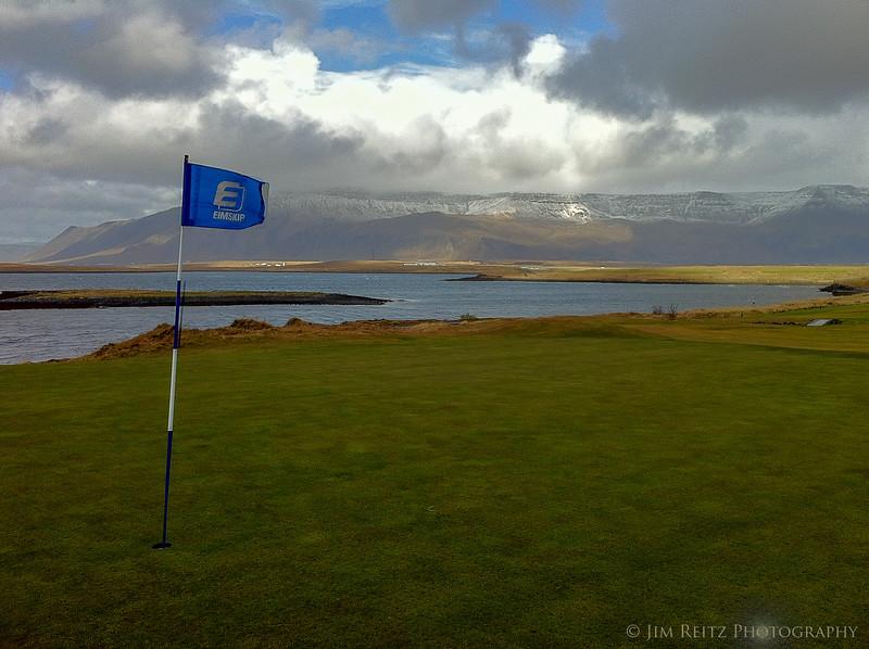 Korpa Course, Golf Club Reykjavik - Iceland