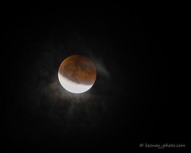 9/27/15, Super Blood Moon