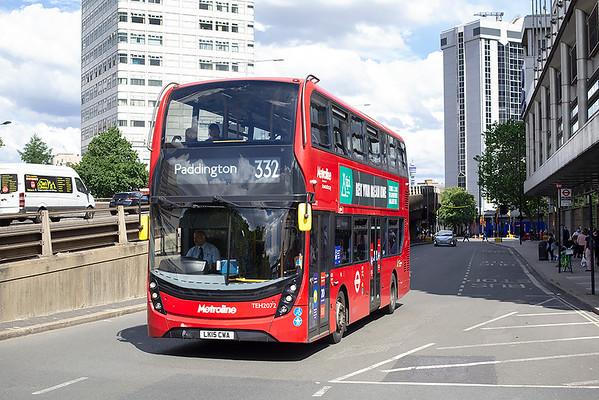 13th June 2020: Edgware Road