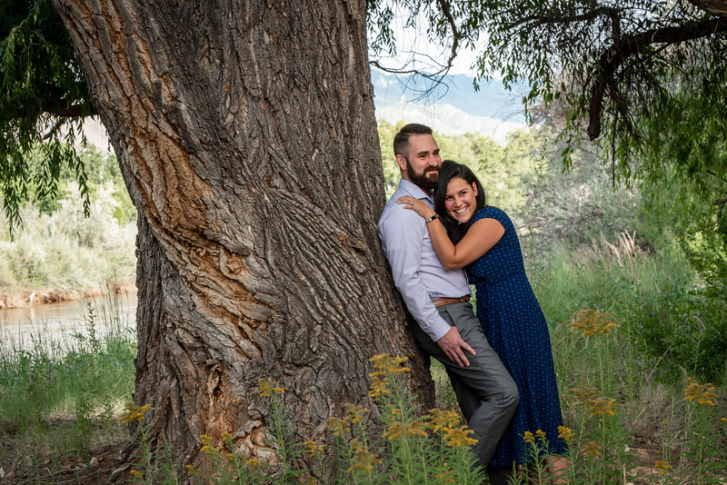 Summer Bosque Engagement Session Corrales New Mexico AJ & Gloria-7655.jpg