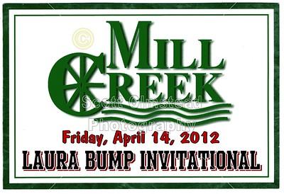 2012 Laura Bump Invitational (04-14-12 & 04-15-12)