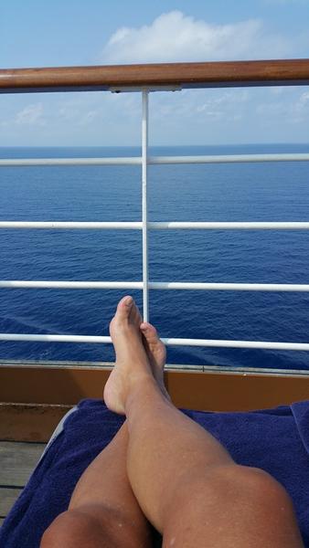Day at Sea Mar 22