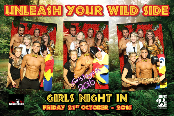 Girls Night In - 21 October 2016